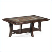 Magnussen Tivoli Wood Rectangular Cocktail Table