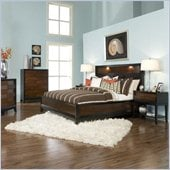 Magnussen Urban Safari Platform Bed With Underbed Storage
