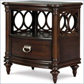 Magnussen Jeanette Open Nightstand in Chestnut