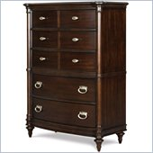 Magnussen Jeanette 5 Drawer Chest in Chestnut