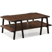 Magnussen Lawton Rectangular Cocktail Table in Natural Pine