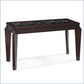 Magnussen Ombrio Rectangular Sofa Table in Cherry