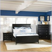 Magnussen Southampton Panel Bed With Storage 3 Piece Bedroom Set