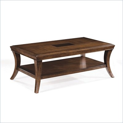 Magnussen Blaine Wood Rectangular Cocktail Table