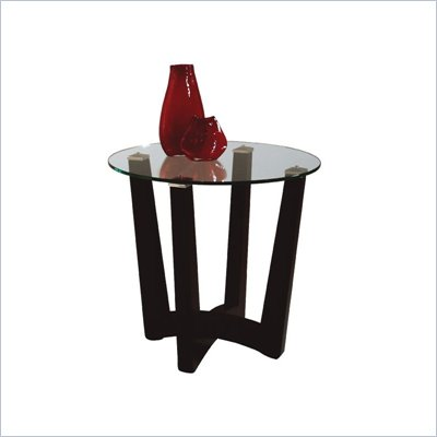 Magnussen Clearwater Round End Table