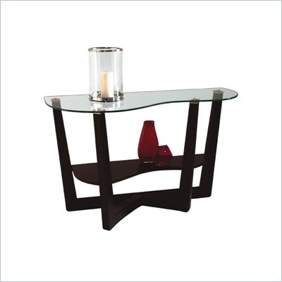 Magnussen Clearwater Demilune Sofa Table