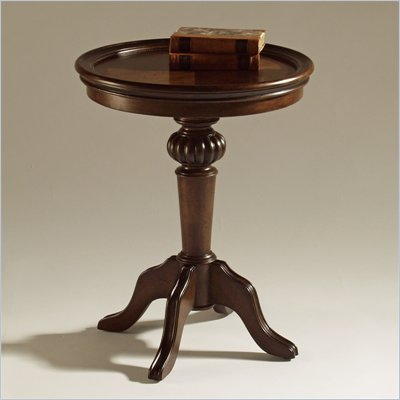 Magnussen Ferndale Tables Pedestal Accent Table