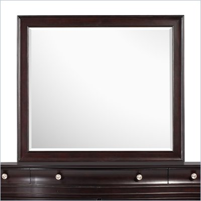 Magnussen Generations Wood Framed Landscape Mirror