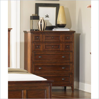 Magnussen Harrison Wood Drawer Chest 