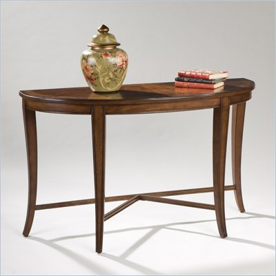 Magnussen Kingston Demilune Sofa Table