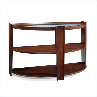Magnussen Nuvo Wood Sofa Table