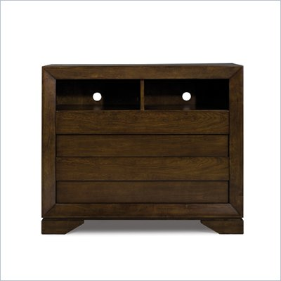 Magnussen Silva Wood Media Chest