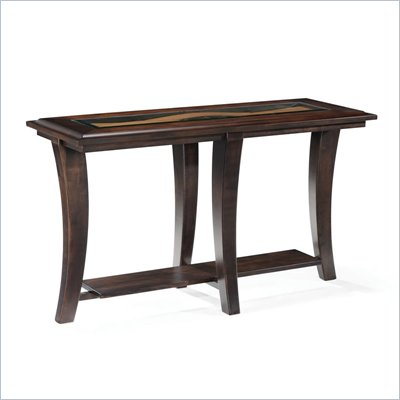 Magnussen Tivoli Wood Rectangular Sofa Table