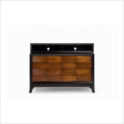 Magnussen Urban Safari Wood Media Chest 