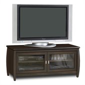 Tech-Craft Veneto 48 LCD/Plasma TV Stand in Walnut Finish