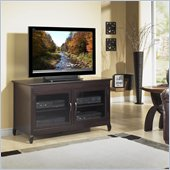 Tech-Craft Veneto Series 48 Inch Wide Hi-Boy TV Stand in Espresso Finish
