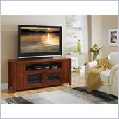 Tech Craft 64 Wide TV Stand in Walnut