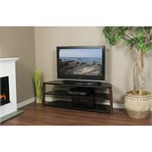 Tech Craft 60 Wide TV Stand in Black