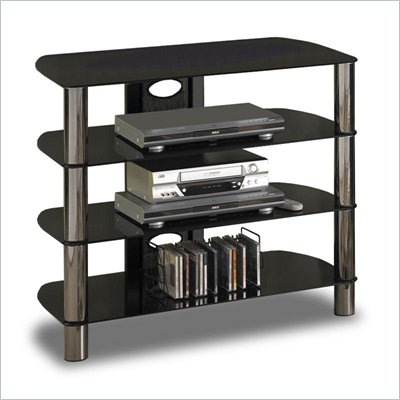 Tech-Craft Sorrento 32&quot; Metal TV Stand