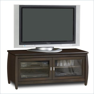 Tech-Craft Veneto 48&quot; LCD/Plasma TV Stand in Walnut Finish