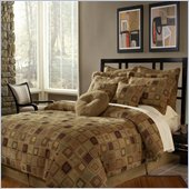 Southern Textiles Elite Hopscotch King 14-Piece Bedding Set