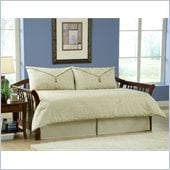 Southern Textiles Impressions 4-Piece Daybed Bedding Set in Olive Green
