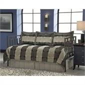 Southern Textiles Paramount Skyline Twin 5-pc Daybed Ensemble