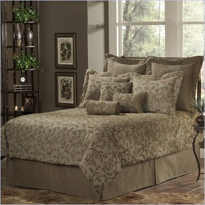 Southern Textiles Elite 11-Piece Grayson Queen Bed In A Bag Set