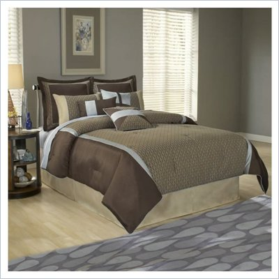 Southern Textiles Paramount Stockton 14 Piece King Bedding Set