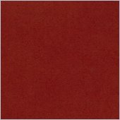 Blazing Needles Micro Suede Full Size Futon Cover in Cardinal Red