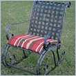 ADD TO YOUR SET: Blazing Needles Outdoor Patio Rocker Cushion