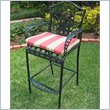 ADD TO YOUR SET: Blazing Needles Set of 2 Patio Bistro Chair Cushions