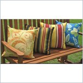 Blazing Needles Set of 2 18 Outdoor Pillows