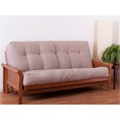Blazing Needles 8 Full Size Futon Mattress (Solid)