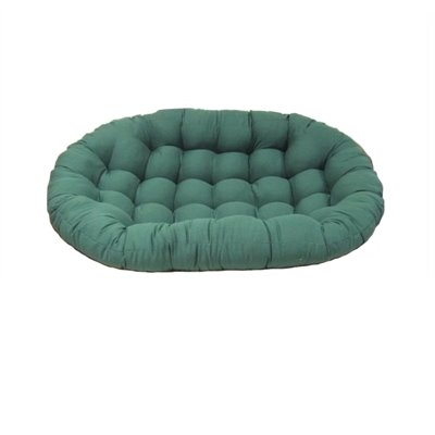 Blazing Needles Oversize Double Papasan Twill Fabric Cushion