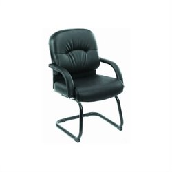 Boss Office Products Caressoft Guest Chair with Cantilever Base