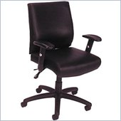 Boss Office Products Caressoft Executive Chair