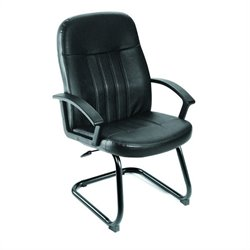 Boss Office Products Contemporary Cantilever Base Guest Chair
