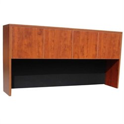 Boss Office Products Hutch with Doors