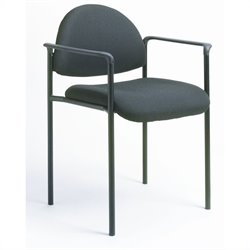Boss Office Contemporary Style Stacking Chair