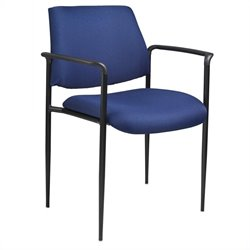 Boss Office Stacking Guest Stacking Chair