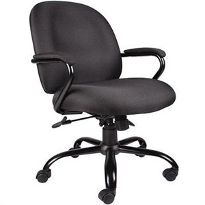 Boss Office Products Big and Tall Arm Office Chair