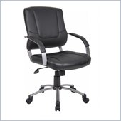 Boss Office Products Executive Chair in Black