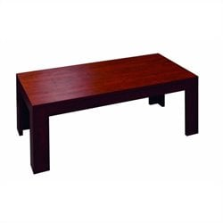 Boss Office Products Coffee Table in Mahogany