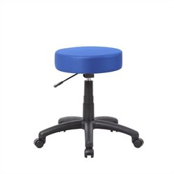 Boss Office Products The DOT Stool in Blue