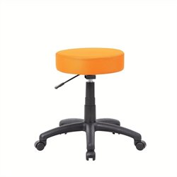 Boss Office Products The DOT Stool in Orange