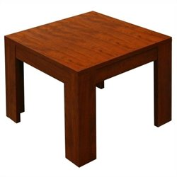 Boss Office End Table in Cherry