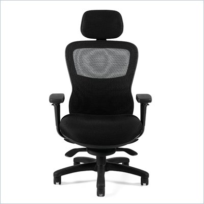 Offices To Go Mesh Executive Chair