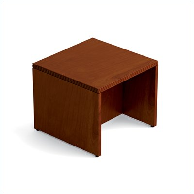 "Offices To Go 24"" End Table in Toffee"