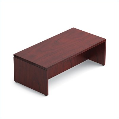 Offices To Go 48&quot; Coffee Table in Cordovan